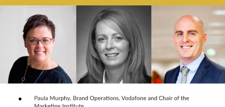 ADFX ENERGIZER 2016 -Three client's eye views. Paula Murphy, Vodafone. Marie Collier, VHI and Aaron Keogh, VHI.